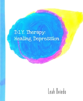 Diy therapy book cover
