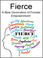 feminist writers, learn about feminism, teaching girls feminism, Fierce, Generation of female empowerment