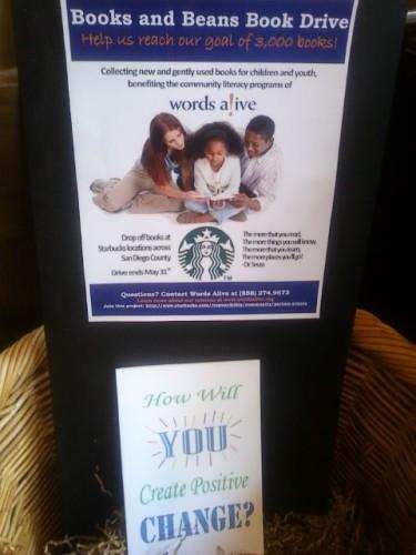 donating books for marketing, philanthropy and entrepreneurs