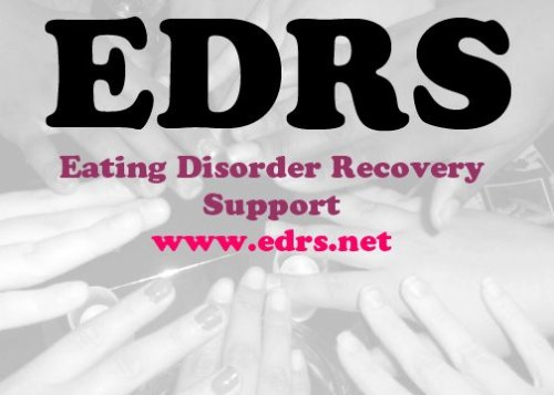 edrs.net, eating disorder recovery