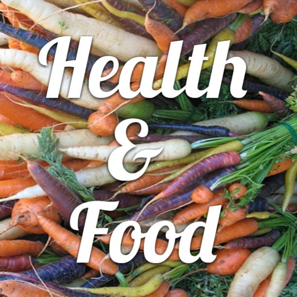 health and food image