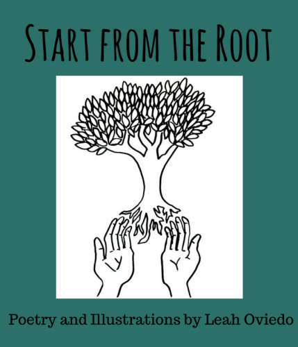 start from the root book cover